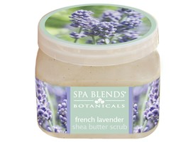 French Lavender Butter Scrub