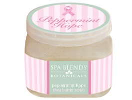 Peppermint Hope Butter Scrub