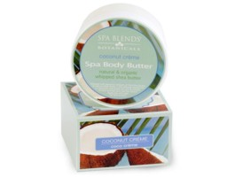 Coconut Creme Body Butter