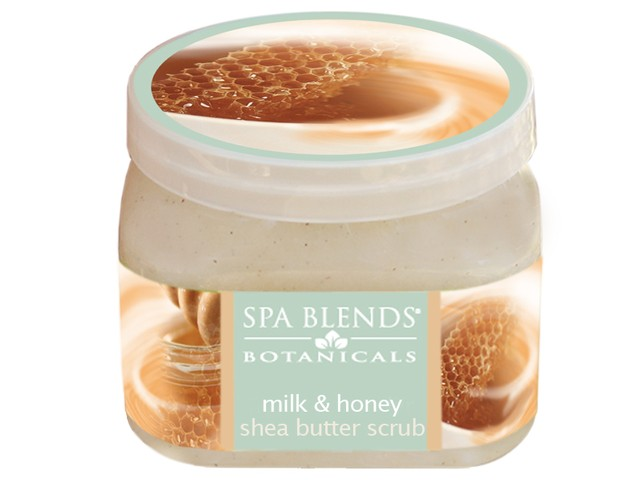 Milk & Honey Butter Scrub (23-15)