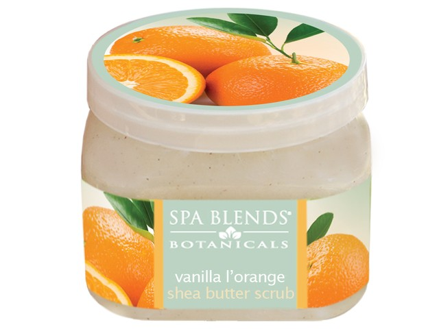 Vanilla L'Orange Butter Scrub (24-15)