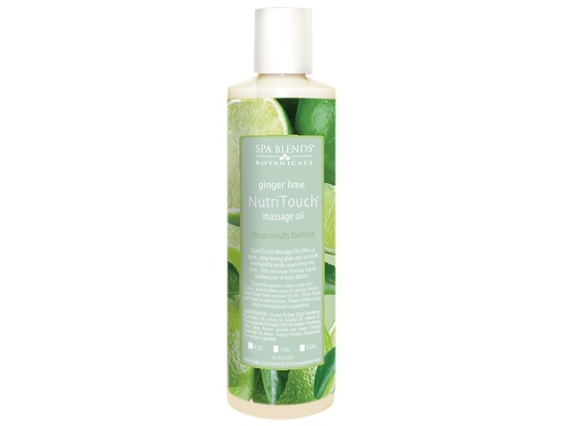 Ginger Lime Massage Oil (25-70)