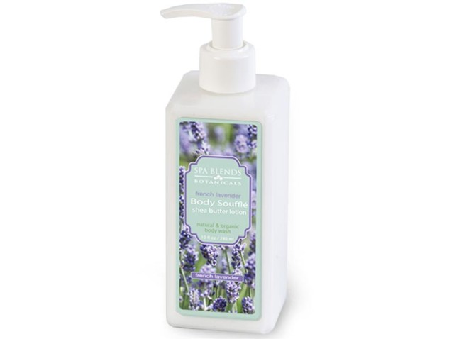 French Lavender Body Souffle (20-12)