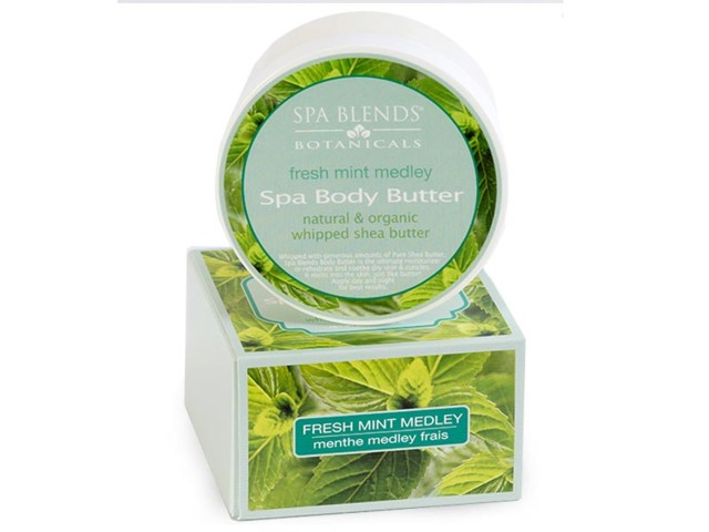 Fresh Mint Medley Body Butter (21-11)