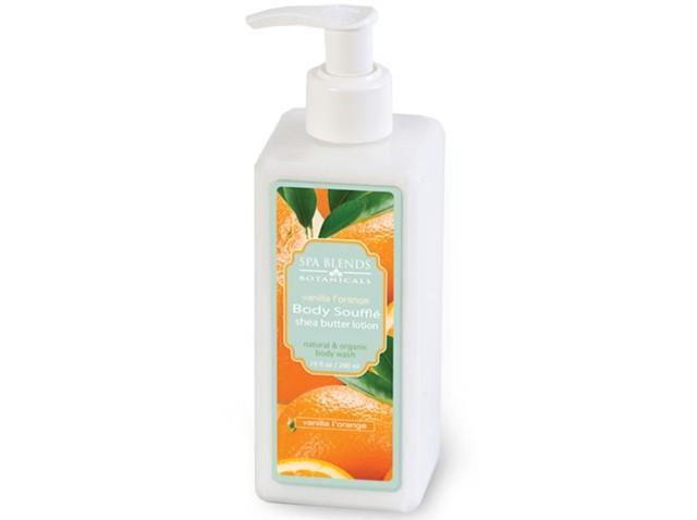 Vanilla L'Orange Body Souffle (24-12)